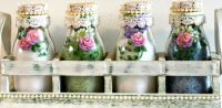 Shabby Chic Bath Salts   Pattern Packet