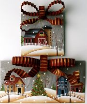 Home for Christmas  Pattern Packet