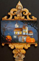 3-D Haunted House Key  E-Packet
