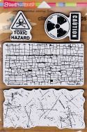 Andy Skinner Toxic Stamp