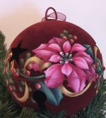 Pink Poinsettia  E-Packet