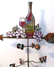 Merlot Weathervane  E-Packet